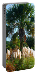 Palmetto Tree  Portable Battery Charger