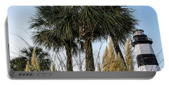 Palms At Lightkeepers Portable Battery Charger
