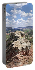 Palo Duro Canyon Portable Battery Charger