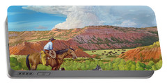 Palo Duro Serenade Portable Battery Charger