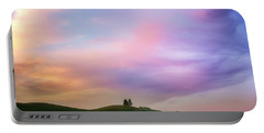 Palouse Cirrus Rainbow Portable Battery Charger