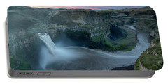 Palouse Falls Dawn Portable Battery Charger