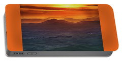 Palouse Sunrise  Portable Battery Charger