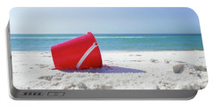 Panama Beach Florida Sandy Beach Portable Battery Charger
