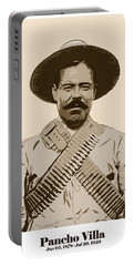 Pancho Villa Portable Battery Charger