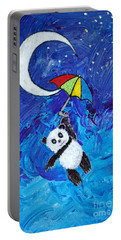 Panda Dreams Portable Battery Charger