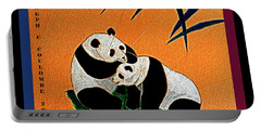 Panda Friends Portable Battery Charger