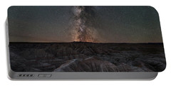 Panorama Point Milky Way Badlands 8x10 Portable Battery Charger