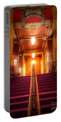 Pantages Theater's Grand Staircase Portable Battery Charger
