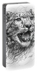 Leopard Portable Battery Chargers