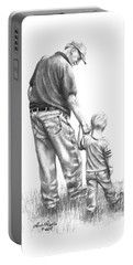 Papaw And His Sidekick Portable Battery Charger