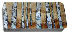 Paper Birch 3 Portable Battery Charger