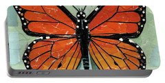 Paper Butterfly - Monarch Portable Battery Charger
