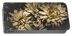 Portable Battery Charger featuring the photograph Paper Flowers by Jorgo Photography - Wall Art Gallery