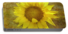 Portable Battery Charger featuring the photograph Paper Sunshine by Melinda Ledsome