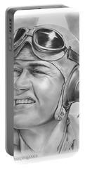 Pappy Boyington Portable Battery Charger