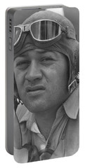 Pappy Boyington - Ww2 Portable Battery Charger