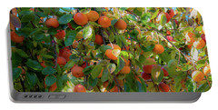 Paradise For Persimmons Portable Battery Charger