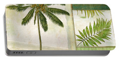 Paradise II Palm Tree Portable Battery Charger
