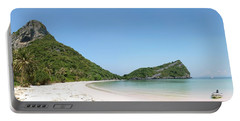 Paradise Island Portable Battery Charger