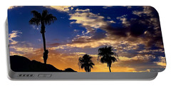 Paradise Palm Springs Portable Battery Charger