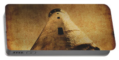 Parchment Paper Lighthouse Portable Battery Charger