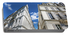 Portable Battery Charger featuring the photograph Paris Photography - Quai D-orleans by Melanie Alexandra Price