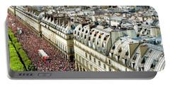 Paris Pride March 2018 Portable Battery Charger