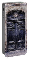 Parisian Door No. 59 Portable Battery Charger