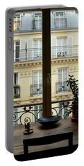 Parisian View Portable Battery Charger
