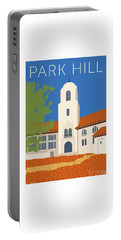 Park Hill Blue Portable Battery Charger