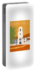 Park Hill Gold Portable Battery Charger