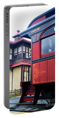 Parlor Car Portable Battery Charger by Paul W Faust - Impressions of Light