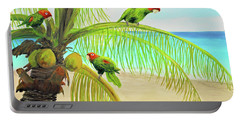 Parrot Beach Portable Battery Charger