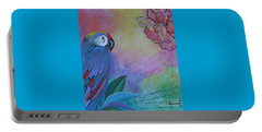 Parrot In Paradise Portable Battery Charger