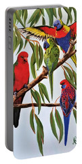 Parrot Medley Portable Battery Charger