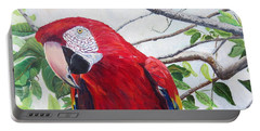 Parrot Portrait Portable Battery Charger