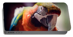 Parrot Selfie Portable Battery Charger by Fbmovercrafts