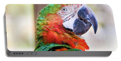 Parrot Portable Battery Charger by Stephanie Hayes