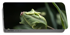 Parrot Tulip Bud Portable Battery Charger