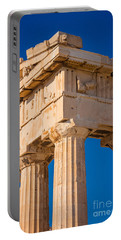 Parthenon Columns Portable Battery Charger