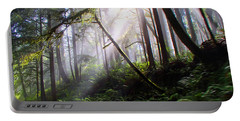 Parting Of The Mist Portable Battery Charger