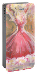 Party Girl Portable Battery Charger
