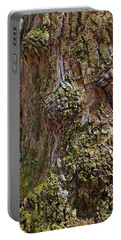 Party On The Tree Trunk Portable Battery Charger