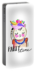 Party Time Portable Battery Charger
