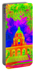 Surreal City Hall Portable Battery Charger