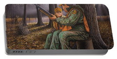 Pass It On - Hunting Portable Battery Charger
