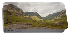 Pass Of Glencoe Portable Battery Charger