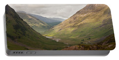 Pass Of Glencoe II Portable Battery Charger