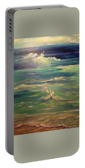 Passion Portable Battery Charger by Heather Roddy